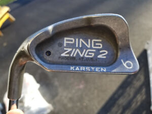 PING ZING 2 Left Handed Golf Set