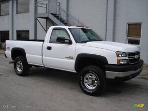 Wanted - CHEV or GMC W/T 4x4