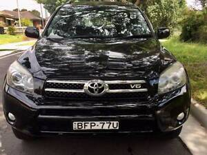 2008 Toyota RAV4 Wagon Kellyville The Hills District Preview