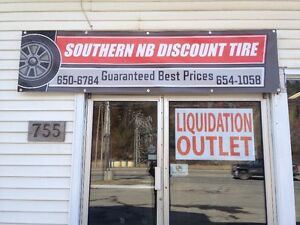 SOUTHERN NB DISCOUNT TIRE 2ND NEW LOCATION