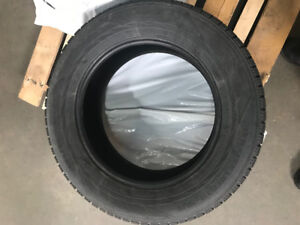 WINTER TIRES / PNEUS D'HIVER   235/65R18