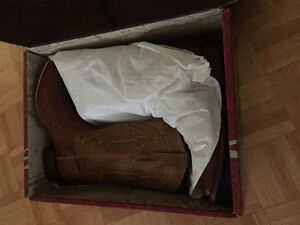 lucchese boots men (M4541)