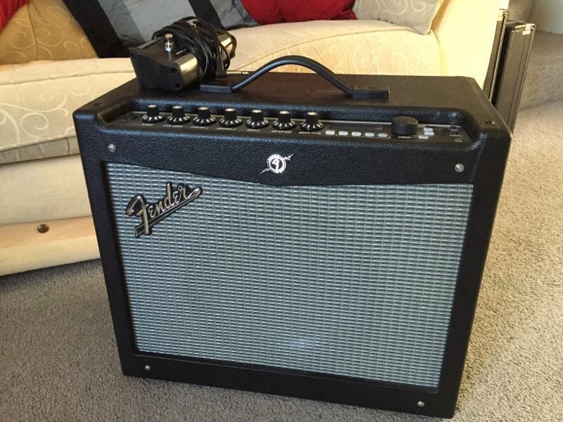 Fender Mustang Amp Iii v2 Fender Mustang Iii 100w v2