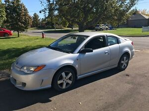 Saturn Ion 3 Uplevel 2006 look Redline