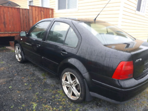 Parting out 2003 VW Jetta 2.0L mk4 5spd.