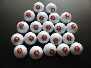 Golf Balls, Canada Fireworks Logo