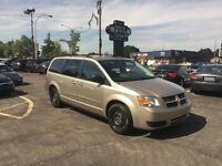 Dodge Grand Caravan SE-DVD-camera-Bluetooth  2008