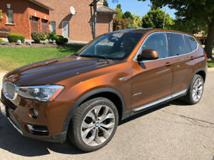 Put $0 down and take over my 2017 BMW X3 lease