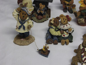 figurines oursons de collection ''Boyds bear and friends'' West Island Greater Montréal image 2