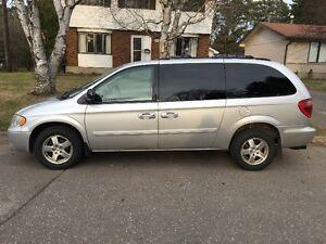 2007 Dodge Grand Caravan SXL Minivan, Van