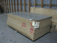 "40 Shts @$20/per sheet of 1-1/8""x4'x8' Laminate on Particle Core"