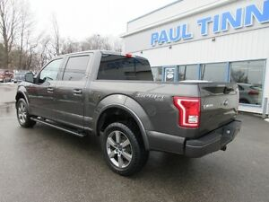 2015 Ford F-150 XLT SuperCrew 5.5-ft. Bed 4WD Peterborough Peterborough Area image 2