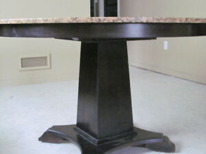 NEED SOLD GRANITE TABLE AT FRACTION OF PRICE