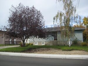 large upper level house located in strathmore