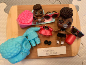 Colour Changing LOL Dolls - Eye Spy Thrilla Set