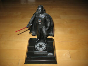 STAR WARS COIN BANK  - 1996 Thinkway toys