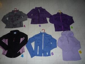 Girls size siz 6 dance Jackets  $20.00 each