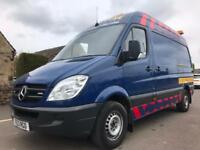 2013 MERCEDES-BENZ SPRINTER 2.1 CDI BLUEEFFICIENCY 313 SWB HIGH ROOF