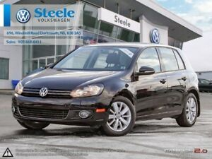 2012 VOLKSWAGEN GOLF Comfortline - Certified, Buy-Back, TDI