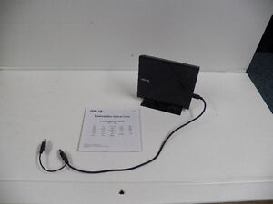 External CD/DVD Reader Burner