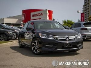 2017 Honda Accord EX-L - NO ACCIDENTS|1OWNER|LEATHER|SUNROOF|