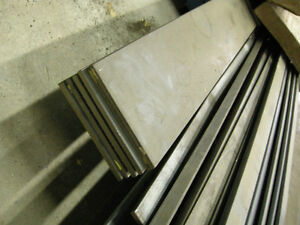 MS MILD STEEL STOCK FLAT BAR COLD HOT ROLLED FOR MACHINE SHOP Oakville / Halton Region Toronto (GTA) image 2