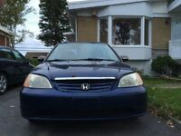 Honda civic 2001 !!