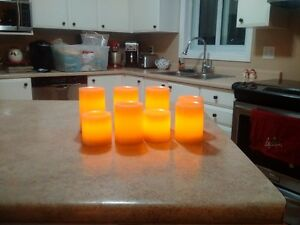 72 battery operated candles for Wedding or partys Cambridge Kitchener Area image 2