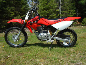 CRF 80 IN MINT CONDITION ALL ORIGINAL