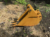 "12"" Trenching Bucket Barrie Ontario Preview"