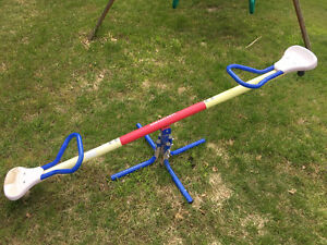 teeter totter/see saw
