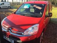 CITROEN BERLINGO 625 ENTERPRISE L1 HDI air con, electric pack, 3seats, Red, Manu