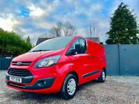 2017 FORD TRANSIT CUSTOM LOW MILEAGE 6 MONTHS WARRANTY ON PARTS & LABOUR