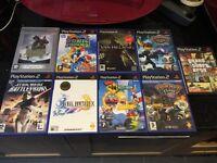 PlayStation 2 games bundle