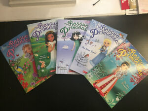 Rescue Princesses Books
