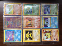 23 collectable pokemon cards