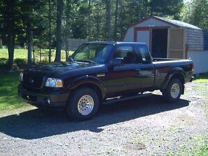 2008 Ford Ranger 4x4 (Truro)