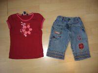 Vêtements d'été pour fille de 3 ans ( short, bermuda, robe ...) Laval / North Shore Greater Montréal Preview