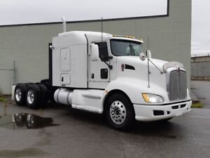 2013 Kenworth T660 highway tractor