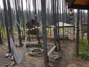 Resort Property for Sale at Moyie Lake B.C.