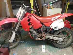 Searching for an exhaust for 88-91 cr 250