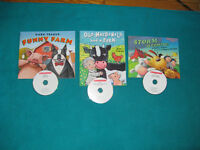 Primary Reading with Cds Farm Theme
