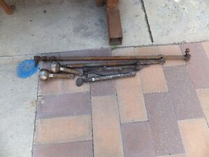 Axles from 1986 Toyota Land Cruiser 4x4 Front & Rear Heavy Duty Moose Jaw Regina Area image 5