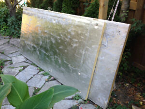 "2"" Insulation 4x8 sheets R11 Metal backed"