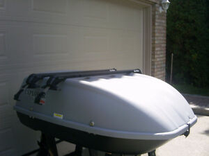 Roof Rack with Luggage Carrier