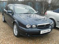 Jaguar X-TYPE 2.0D S 2007 Diesel Arriving