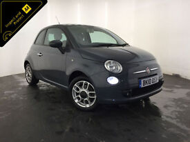 2010 FIAT 500 SPORT 3 DOOR HATCHBACK 1 OWNER SERVICE HISTORY FINANCE PX