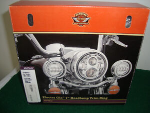Genuine Harley Davidson accessories
