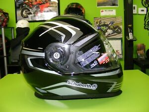 Schuberth S2 Helmets - 4 at Liquidation Pricing at RE-GEAR Kingston Kingston Area image 7