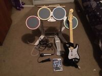 Rock band with everything cheap!!!